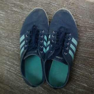Sepatu Adidas Neo (QT VULC VS W) ORI
