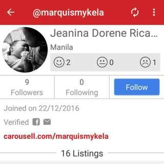 """jeanina dorene """"marquismykela"""" BOGUS BUYER"""