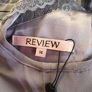 Review Juniper Maxi Dress