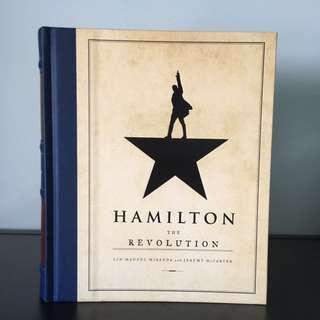 HAMILTON THE REVOLUTION by Lin Manuel Miranda