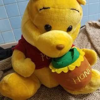 winnie the pooh stuff toy ( 22 inches tall)