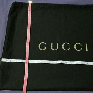 Dust Bag Large- Authentic Gucci