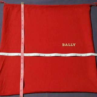 Dust bag Large- Authentic Bally
