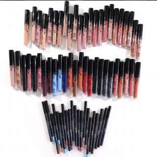 💄全新轉售 Kylie Jenner Lip Kit / Kylie cosmetic 不沾杯霧面液態唇膏 唇筆