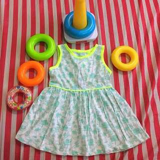 Gingersnaps Baby Dress size18