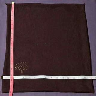 Dust Bag- Mulberry