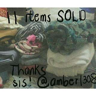 SOLD 💪⌛