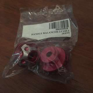 Spark 135 Handle Balancer & Bar ends