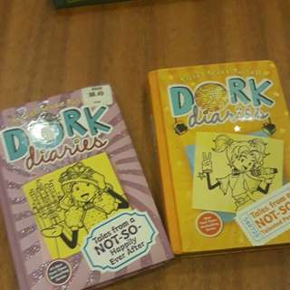 Dork Diaries Hard Cover