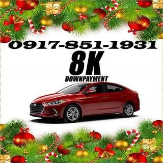 Hyundai Elantra Low Down Promo