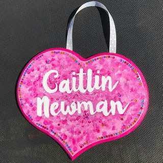 Personalised Baby / Kids Name Plaques