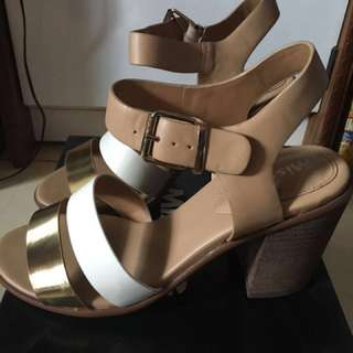 Kurt Geiger Pariss Heel Sandals