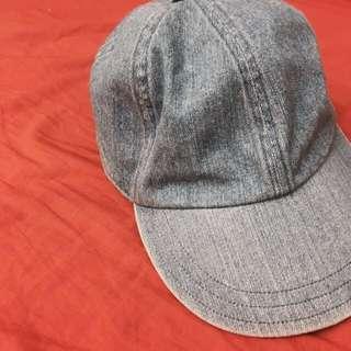 無印良品 牛仔棒球帽