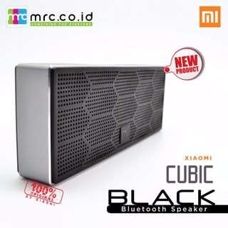 Xiaomi Cubic Black Bluetooth Speaker