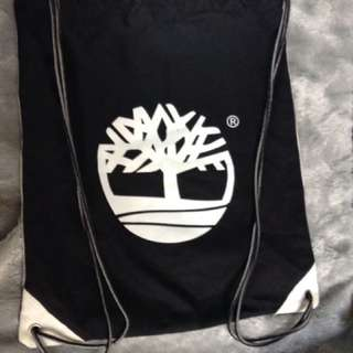 Timberland drawstring backpack