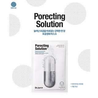 [ Dr.Jart+ ] Dermask Ultra Jet Porecting Solution (100% Authentic from Korea)