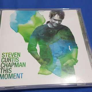 Steven Curtis Chapman This Moment Cd