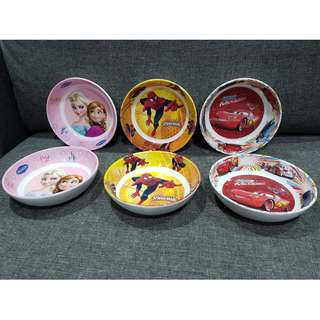 Melamine Cartoon Bowl