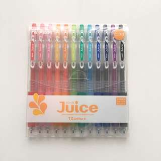 Pilot Juice 12 Colors Pen Set Japan