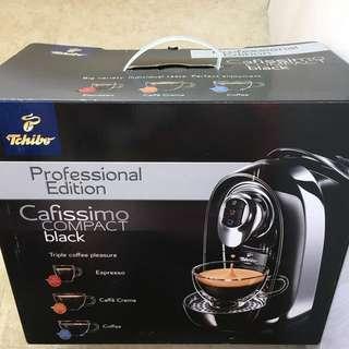 Tchibo 全新咖啡機