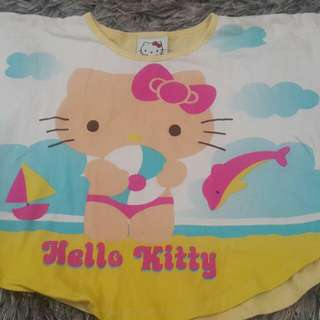 Original Sanrio Hello Kitty bat wing style size 120