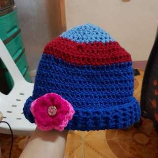 Crochet Hat for Adult