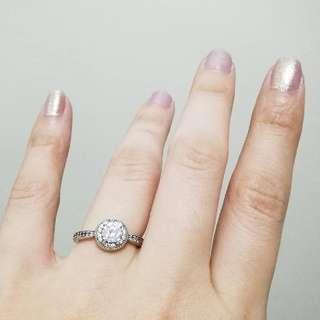 pandora ring brandnew and authentic