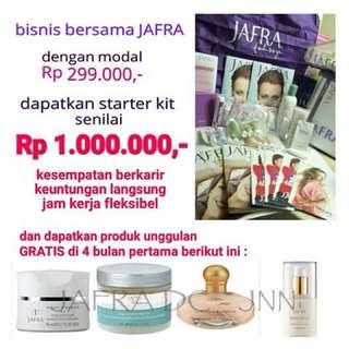 new member jafra