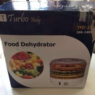 Turbo Italy食物風乾機