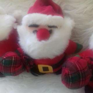Boneka santa claus #jual mainan anak