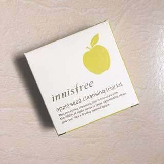 Innisfree Apple Seed Cleansing Kit