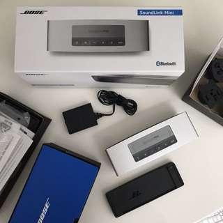 Bose SoundLink Mini Portable Speaker