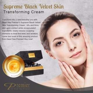 Supreme Black Velvet Skin Transforming Cream