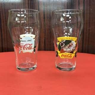1997可口可樂聖誕紀念杯, 一隻$30、兩隻$50