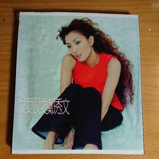 鄭秀文 Sammi 很愛很愛CD + VCD