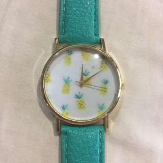 Pineapple watch
