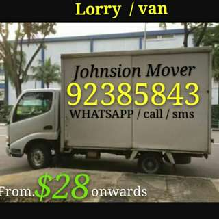 Professional mover and delivery door to door services