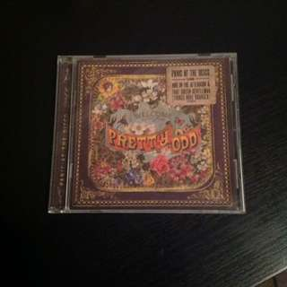 Panic! At The Disco 'Pretty Odd' CD