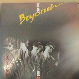 張學友及Beyond 稀有黑膠唱片