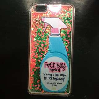 6 Plus F*ckboy Repellent Phone Case
