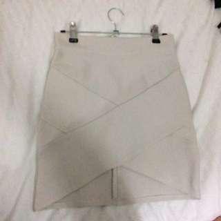 Ivory Skirt, size S