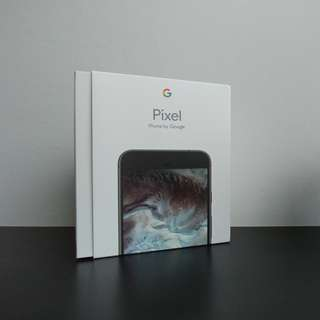 "BNIB Google Pixel 128GB 5"" U.K Set Unopened"
