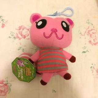 Animal crossing peanut plush