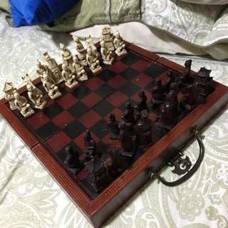 Chess Ancient china handcrafted Chess board