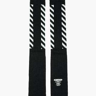 off white socks