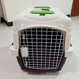 Brand New Dog Cat Cage Crate Carrier Medium Large
