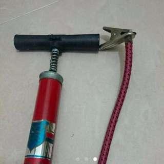經典耐用單車氣泵