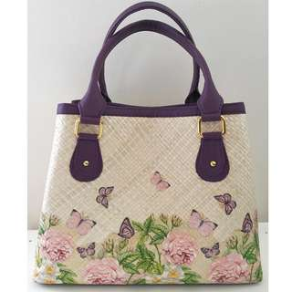 Tas Anyaman Butterfly *NEW*