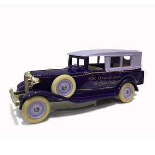 🚚 【英國製】復古老車款模型【伊麗莎白王太后90歲紀念款】