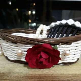 Assorted Baskets - Vintage Sophistication